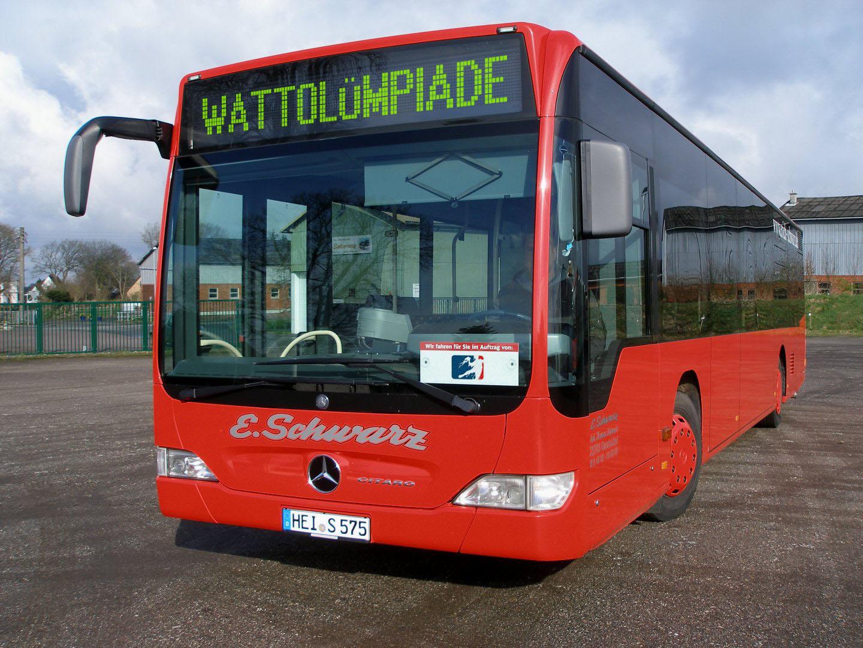 Bus-Shuttle und neue Parkplätze
